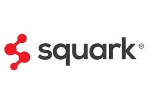 Squark logo R